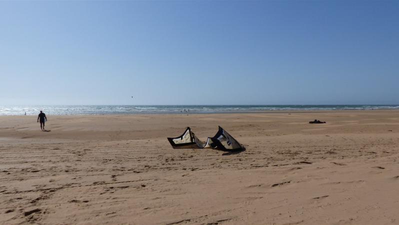Wind report Sidi Kaouki - L'Oued - Maroc (MA) 2017-08-18 15:00:00