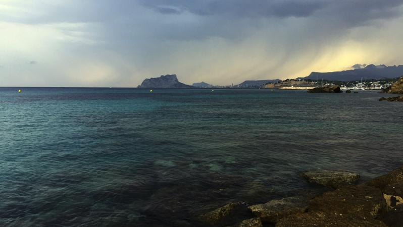 Wind report Moraira - El Portet - Espagne (ES) 2017-08-29 21:00:00