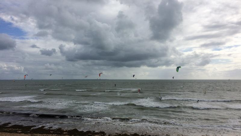 Surf report Les Gouillauds - France (17) 2017-09-09 15:00:00