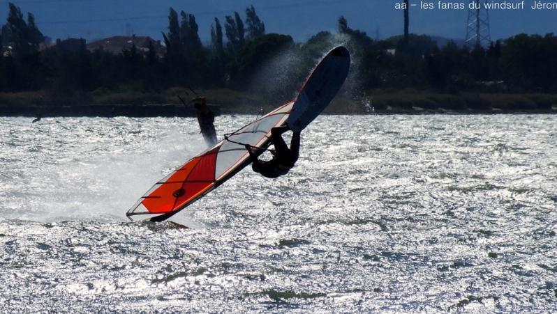 Wind report Le Barcarès - Cap Coudalère  - France (66) 2017-09-19 17:00:00