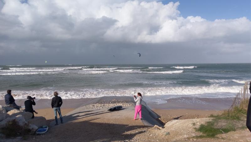 Wind report Diamond Head - France (17) 2017-10-21 14:00:00