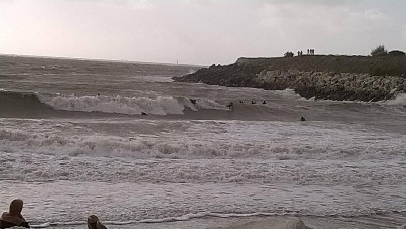 Surf report La Rochelle - Chef de Baie - France (17) 2017-10-21 15:00:00
