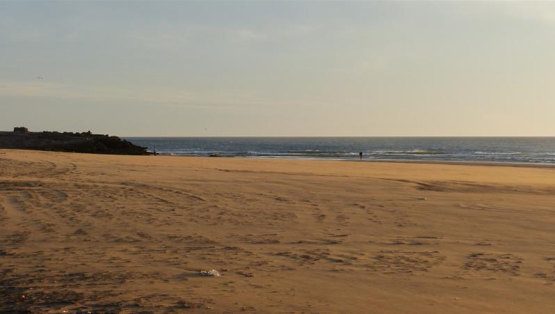 Surf report Sidi Kaouki - L'Oued - Maroc (MA) 2017-11-04 13:00:00