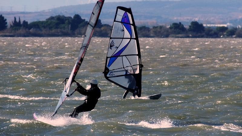Wind report Le Barcarès - Cap Coudalère  - France (66) 2017-11-19 16:00:00