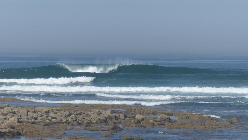 Surf report La Bobine - Maroc (MA) 2017-11-23 13:00:00