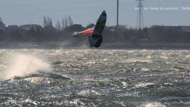 Wind report Le Barcarès - Cap Coudalère  - France (66) 2017-11-26 17:00:00