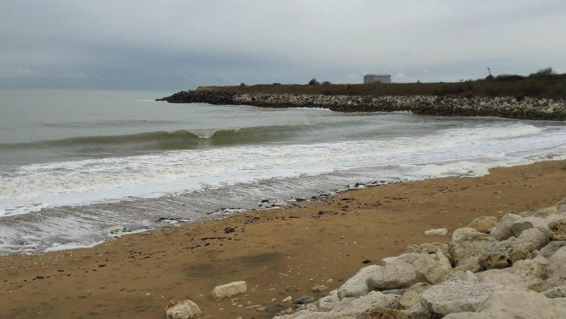 wave report La Rochelle - Chef de Baie - France (17) 2017-11-28 10:00:00