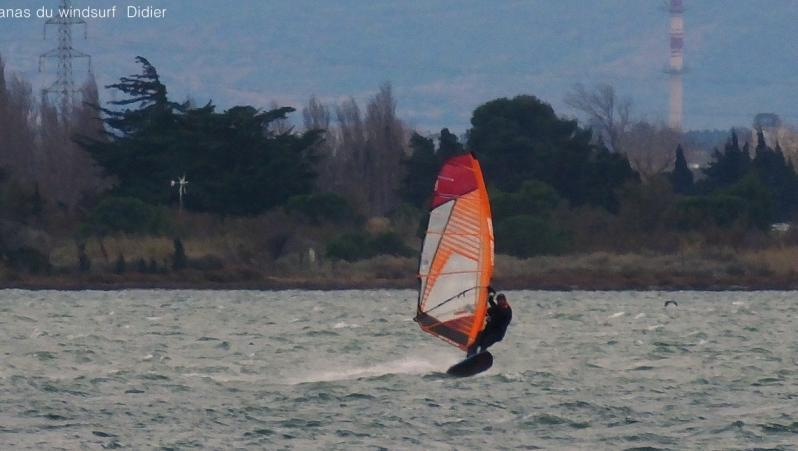 Wind report Le Barcarès - Cap Coudalère  - France (66) 2017-12-12 18:00:00