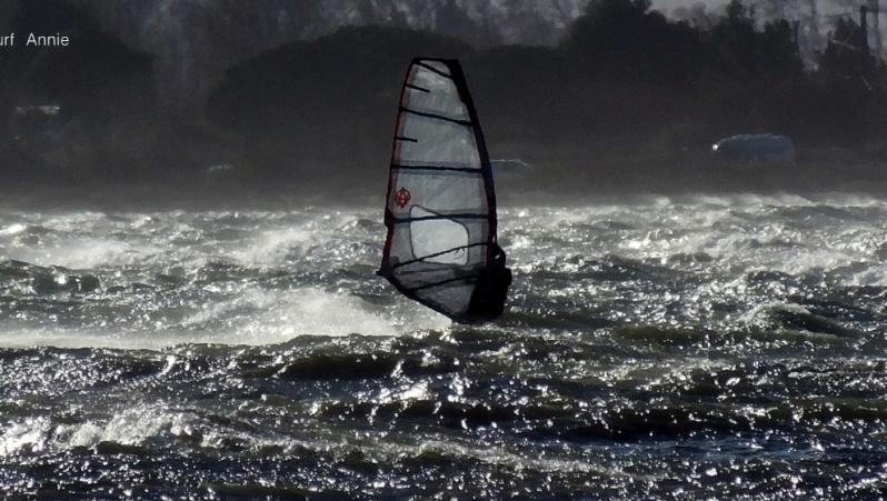 Wind report Le Barcarès - Cap Coudalère  - France (66) 2017-12-15 16:00:00