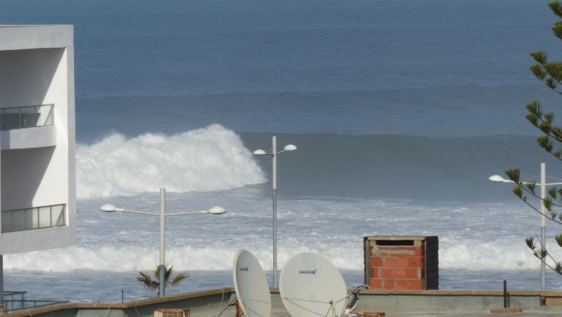 Surf report Petit Port Dar Bouazza - Maroc (MA) 2017-12-15 12:00:00