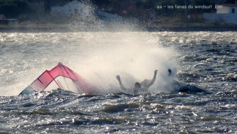 Wind report Le Barcarès - Cap Coudalère  - France (66) 2017-12-17 17:00:00