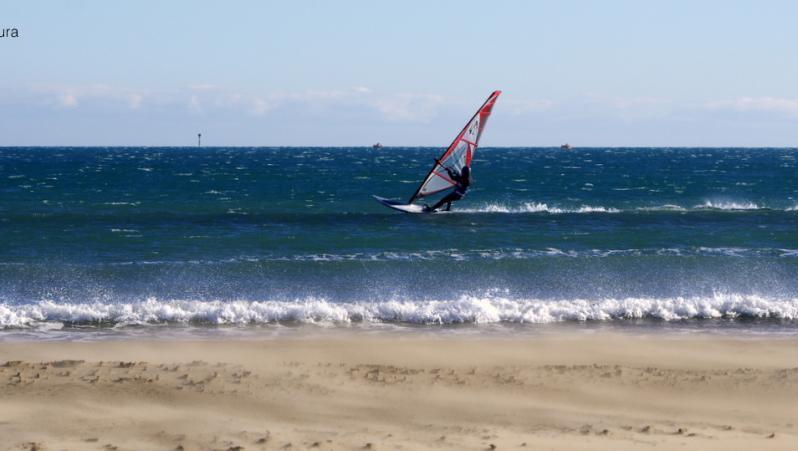 Wind report Port-la-Nouvelle - Vieille Nouvelle - France (11) 2017-12-21 17:00:00