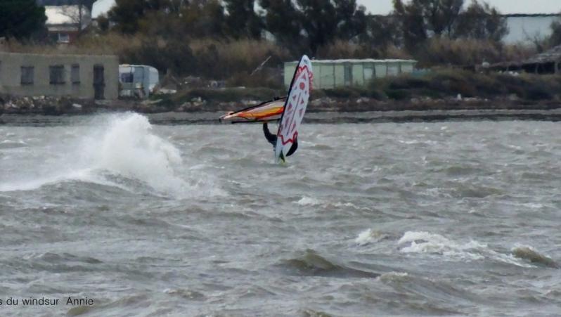 Wind report Le Barcarès - Cap Coudalère  - France (66) 2017-12-22 17:00:00