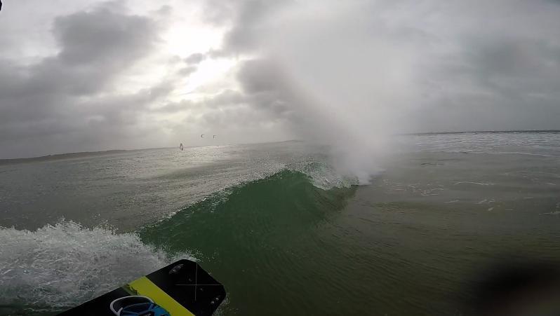 Wind report La Lagune - France (33) 2017-12-29 12:00:00