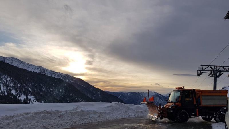 Snow report Soldeu El Tarter - Andorre (AD) 2017-12-29 10:00:00