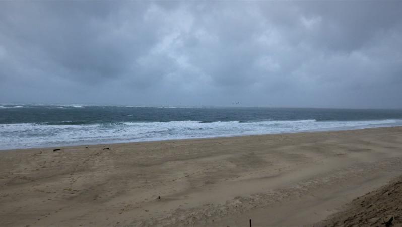 Wind report La Lagune - France (33) 2017-12-29 13:00:00