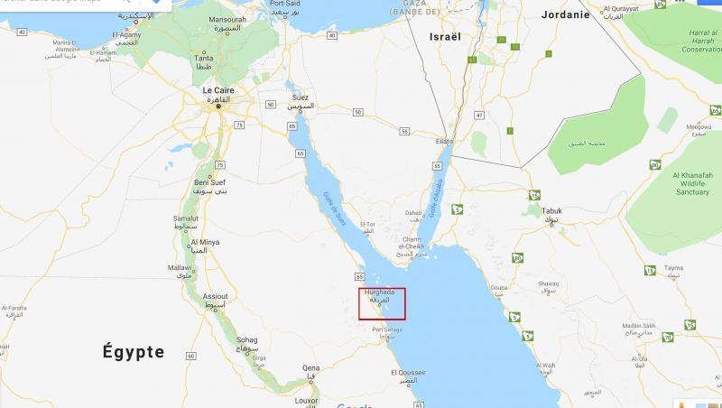 Wind report Hurghada - Egypte (EG) 2017-12-25 15:00:00