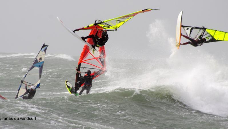 Wind report Cap d'Agde - Plage Port Nature - France (34) 2018-01-07 18:00:00