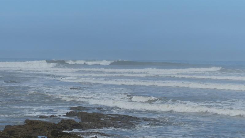 Surf report La Bobine - Maroc (MA) 2018-01-10 13:00:00