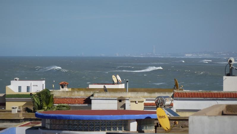wind report Dar Koch - Maroc (MA) 2018-01-12 14:00:00