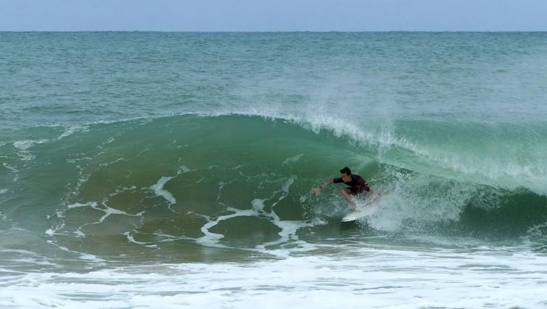 Surf report Bluff - Bocas del Toro - Panama (PA) 2018-01-17 16:00:00