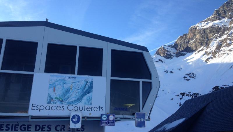 Snow report Cauterets - France (65) 2018-01-18 17:00:00