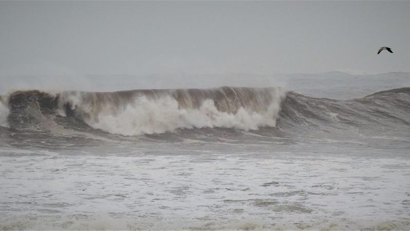 Surf report Jack Beach - Maroc (MA) 2018-01-18 16:00:00