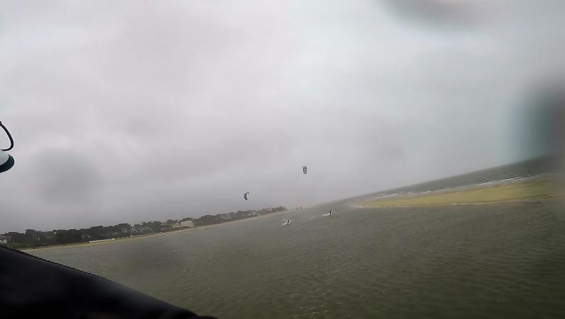 Wind report Arcachon - Les Arbousiers - France (33) 2018-01-20 14:00:00