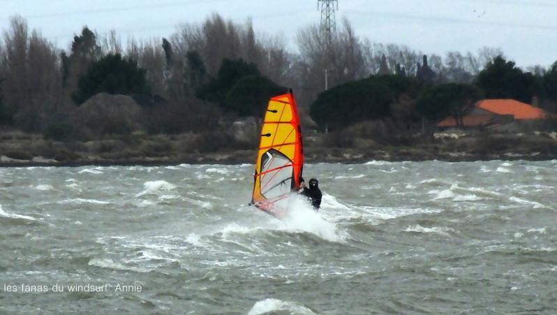 wind report Le Barcarès - Cap Coudalère  - France (66) 2018-01-27 16:00:00