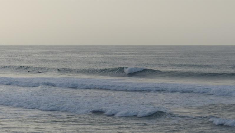 Surf report Jack Beach - Maroc (MA) 2018-01-30 17:00:00
