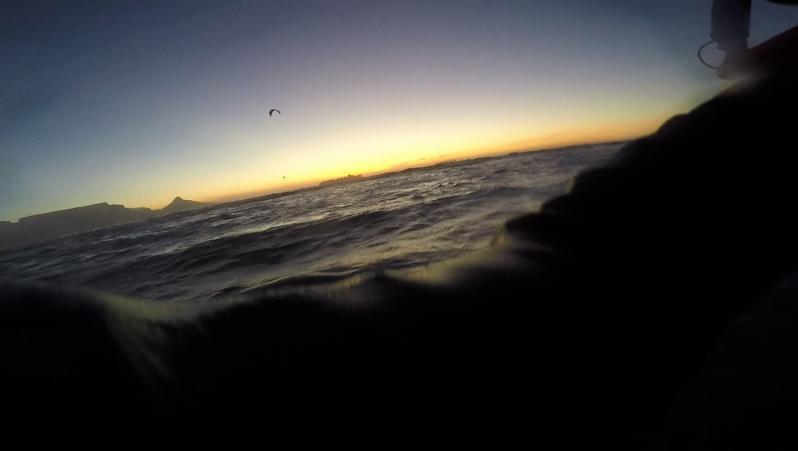 Wind report Dolphin Beach - Afrique du Sud (ZA) 2018-01-31 16:00:00
