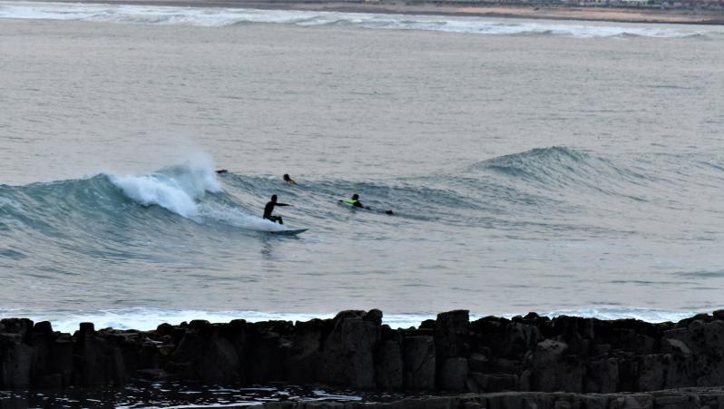 Surf report La Bobine - Maroc (MA) 2018-02-09 14:00:00