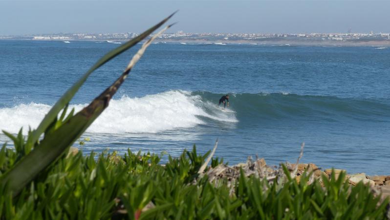 Surf report La Bobine - Maroc (MA) 2018-02-12 15:00:00