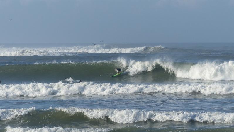 Surf report Petit Port Dar Bouazza - Maroc (MA) 2018-02-21 16:00:00