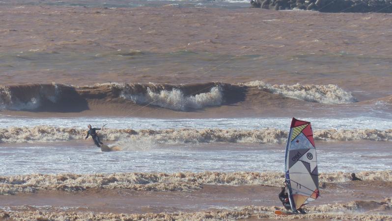Wind report Essaouira - Maroc (MA) 2018-02-27 15:00:00
