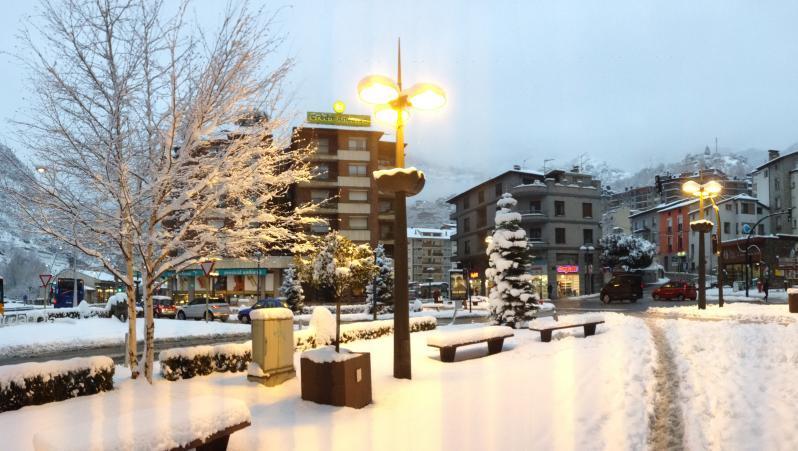 Snow report La Rabassa - Andorre (AD) 2018-02-28 20:00:00