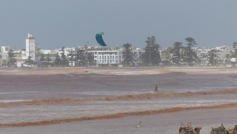 Wind report Essaouira - Maroc (MA) 2018-03-02 14:00:00