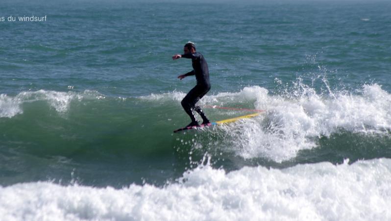 wave report FR, Canet Sud - Pont des Basses (66) posté par annie