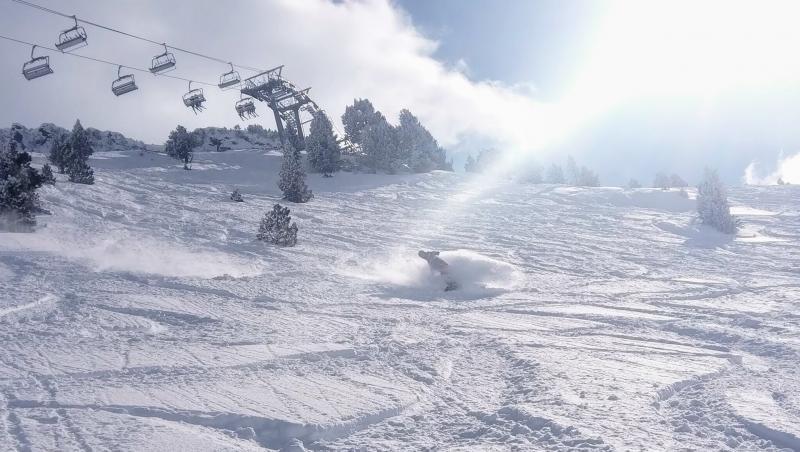 Snow report Barèges - La Mongie - France (65) 2018-03-21 10:00:00