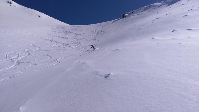 snow report FR, Barèges - La Mongie (65) posté par kyril