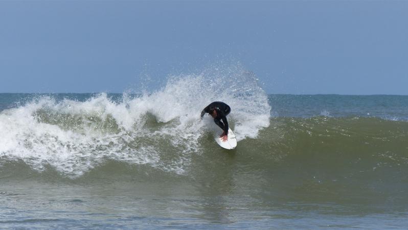 Surf report La Bobine - Maroc (MA) 2018-03-22 13:00:00