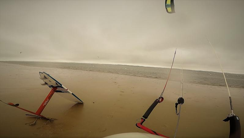 Wind report Arcachon - Pereire - France (33) 2018-03-23 14:00:00