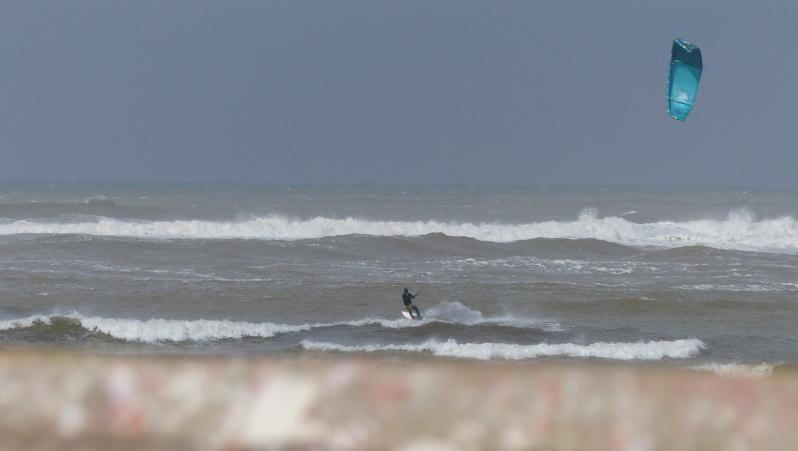 Wind report Oued Merzeg - Maroc (MA) 2018-03-25 14:00:00