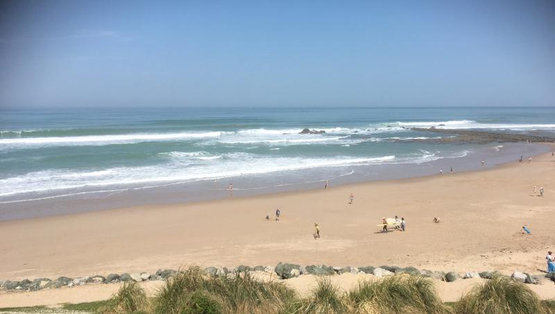 Surf report Côte des Basques - France (64) 2018-04-20 12:00:00