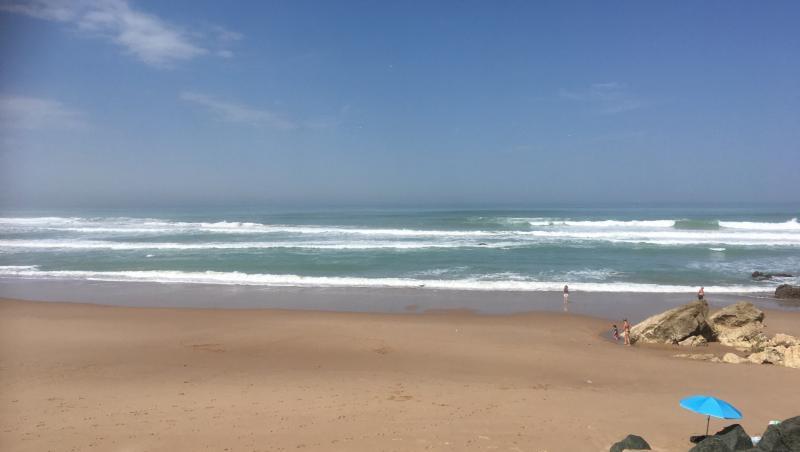 wave report Ilbarritz - France (64) 2018-04-20 13:00:00
