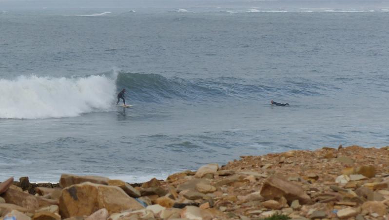 Surf report La Bobine - Maroc (MA) 2018-04-26 16:00:00