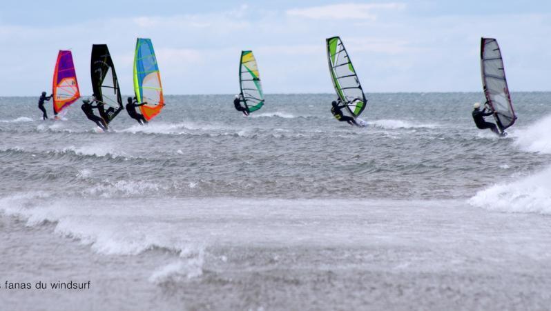 Wind report Port-la-Nouvelle - Vieille Nouvelle - France (11) 2018-05-01 18:00:00