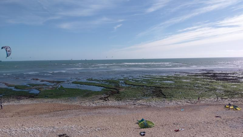 wind report Les Gouillauds - France (17) 2018-05-09 17:00:00