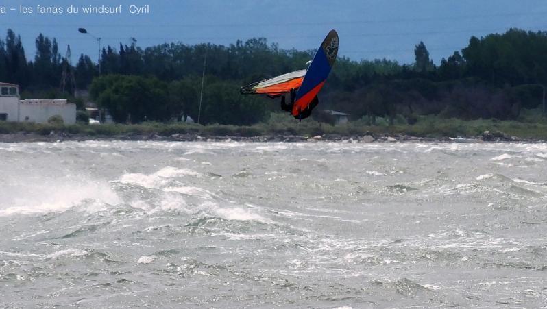 wind report Le Barcarès - Cap Coudalère  - France (66) 2018-05-13 17:00:00