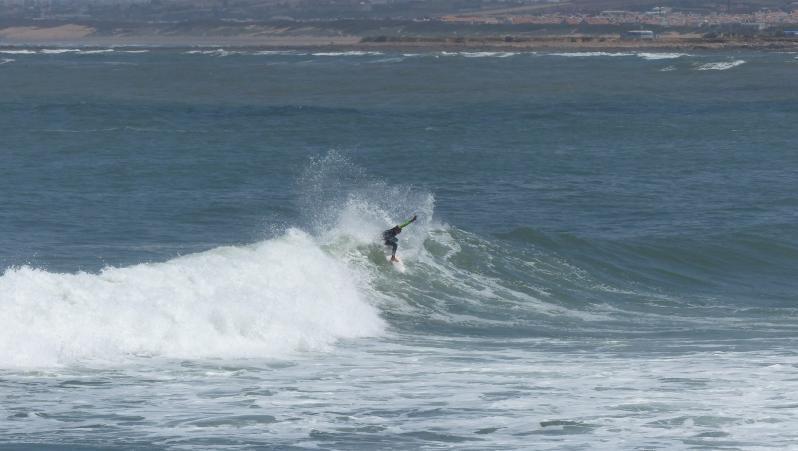 Surf report La Bobine - Maroc (MA) 2018-05-04 13:00:00